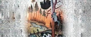 Сказка Напуганный медведь и волки читать онлайн