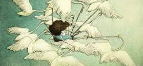 Сказка Дикие лебеди читать онлайн