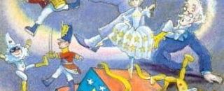 Сказка Директор кукольного театра читать онлайн
