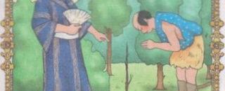 Сказка Ивовый росток читать онлайн