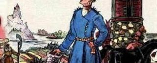 Сказка Синяя свита навыворот сшита читать онлайн