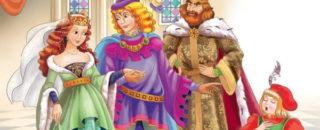 Сказка Король Дроздобород читать и слушать онлайн или скачать