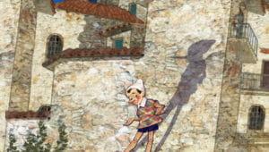Слушать аудиосказку Приключения Пиноккио. История деревянной куклы