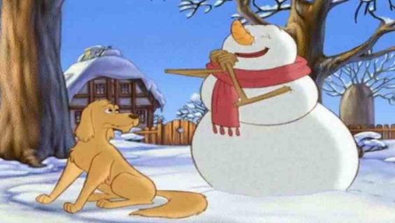 Сказка Снеговик читать онлайн