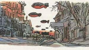 Слушать аудиосказку Арбузный переулок