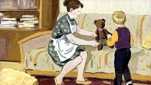 Слушать аудиосказку Друг детства