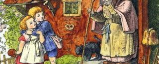 Сказка Гензель и Гретель читать и слушать онлайн или скачать