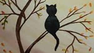 Слушать аудиосказку Кот