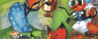Сказка Муха-Цокотуха читать и слушать онлайн или скачать