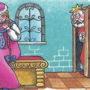 Слушать аудиосказку Наказанная царевна