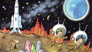Слушать аудиосказку Незнайка на Луне