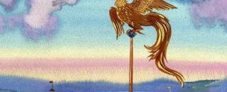 Сказка о Золотом петушке читать или слушать онлайн