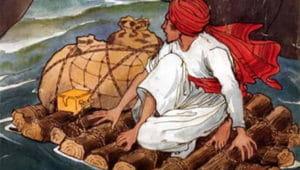 Слушать аудиосказку Приключения Синдбада-Морехода
