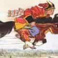 Сказка Сивка бурка вещая каурка