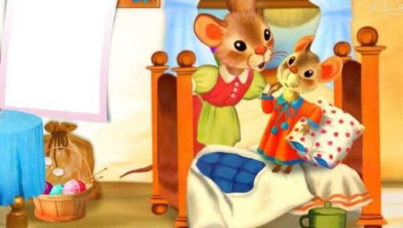 Сказка о глупом мышонке читать и слушать онлайн или скачать