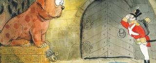 Сказка Огниво читать и слушать онлайн или скачать