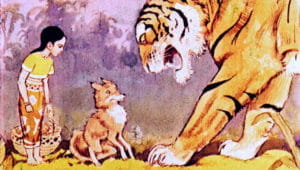 Слушать аудиосказку Тигр! Тигр!