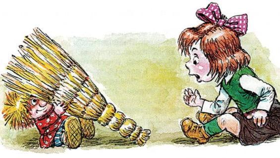 Домовёнок Кузя: читать или слушать онлайн сказку