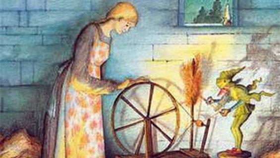 Сказка Румпельштильцхен читать и слушать онлайн или скачать
