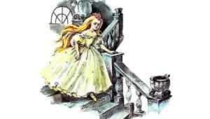 Слушать аудиосказку Самая маленькая принцесса