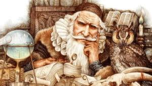 Слушать аудиосказку Старик из стеклянной горы