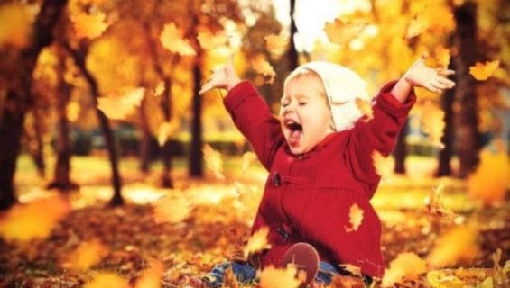Детские загадки про осень