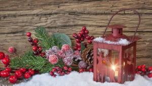 Загадки про новогодние украшения