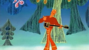 «Песня Трубадура («Куда ты тропинка меня привела...»)» из мультфильма «Бременские музыканты»