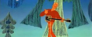 Песня Трубадура из мультфильма Бременские музыканты