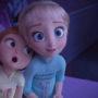 Песня маленькой Анны измультфильма Холодное сердце