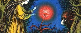 Сказка Аленький цветочек читать и слушать онлайн или скачать