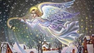 Слушать аудиосказку Ангел