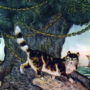 Слушать аудиосказку У Лукоморья дуб зеленый