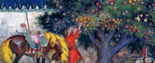 Сказка о молодильных яблоках и живой воде читать онлайн