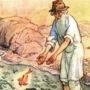 Слушать аудиосказку О рыбаке и рыбке