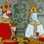 Слушать аудиосказку О царе Салтане