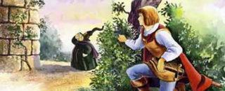 Сказка Рапунцель читать и слушать онлайн или скачать