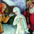 Сказка Снегурочка читать онлайн