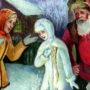 Слушать аудиосказку Снегурочка