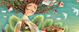 Сказки, стихи, потешки про весну читать и слушать онлайн