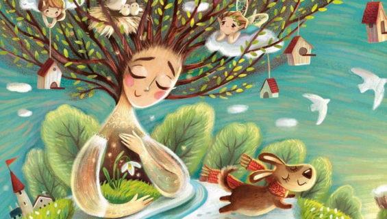 Сказки про весну читать и слушать онлайн