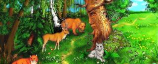 Стихи про зверей
