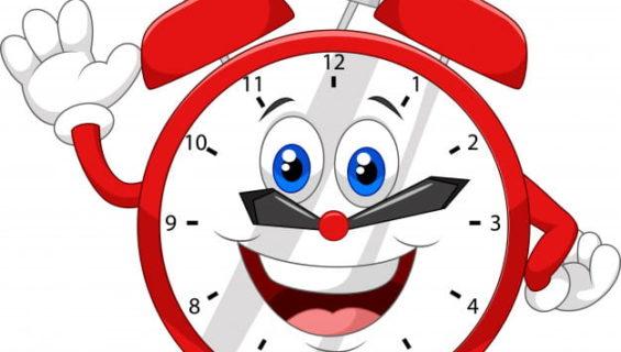 Загадки про часы, дни и недели