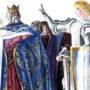 Слушать аудиосказку Храбрые дочери рыцаря и злой великан