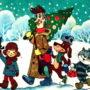 Слушать аудиосказку Зима в Простоквашино