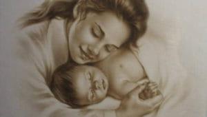 Песня Мама, будь всегда со мною рядом