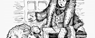 Сказка Как барин овцу купил читать онлайн