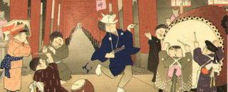 Сказка Оборотень из старого храма читать онлайн