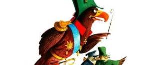Сказка Орёл меценат читать онлайн