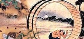Сказка Плотник и демон Онироку читать онлайн